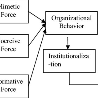 (PDF) The Role of External Influences on Organizational