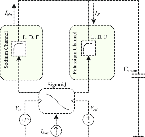 The block diagram of the proposed biopotential amplifier