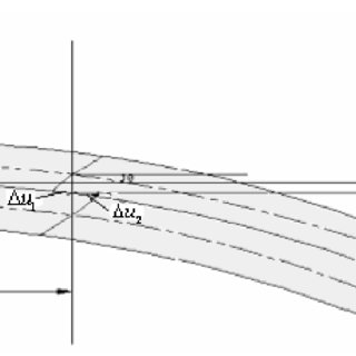 Schematic diagram of a lamina of vertically reinforced 1-3