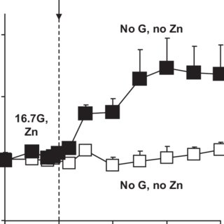 Glucagon responses from STZ-induced diabetic wild-type