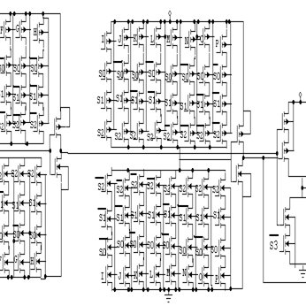 8X1 Mux Logic Diagram : Multiplexer Combinational Logic