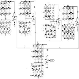 Standard 2x1 Multiplexer 4.10 PTL Of 2x1 Multiplexer: The