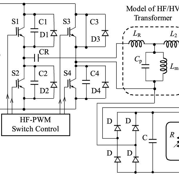 Control system bloc diagram using fuzzy logic regulation