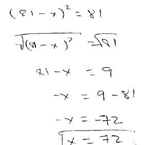(PDF) Students' understanding of quadratic equations