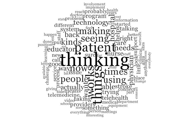 1. Word Cloud Based on NVivo Analysis of Coded Nodes