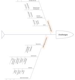 lab challenges taxonomy fish bone diagram [ 791 x 1020 Pixel ]