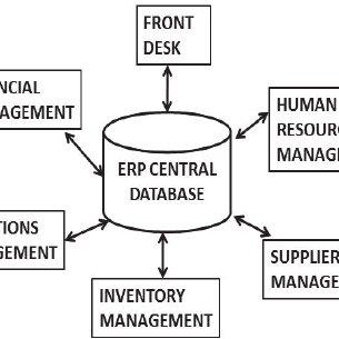 (PDF) ERP in healthcare