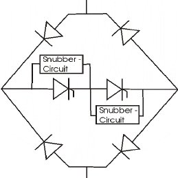 The equivalent circuit of the single phase transformer