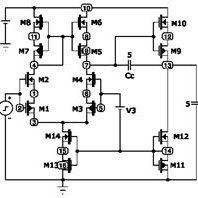 DESIGN OF THE CASCADED OP AMP CIRCUIT USING PSPICE