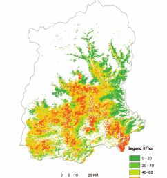 predicted biomass in sikkim temperate forest  [ 796 x 1104 Pixel ]