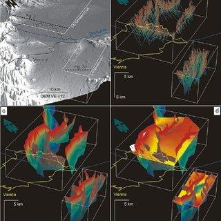 strike slip fault block diagram clipsal rj45 wall plate wiring 3-d seismic interpretation in the southern vienna basin (3d moosbrunn... | download scientific ...