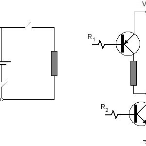 (a) The antagonist actuator circuit model and (b