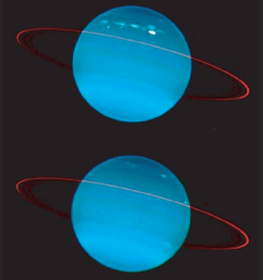 keck 2 image of neptune explanation see text  [ 837 x 1053 Pixel ]