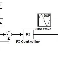A Block diagram of a bidirectional DC-DC converter