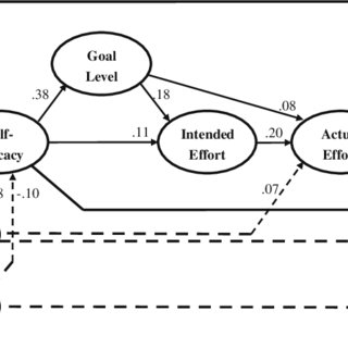 Extended model of affective and cognitive processes