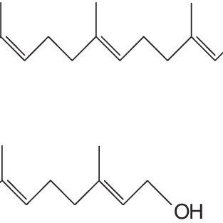 (PDF) Farnesol and geraniol chemopreventive activities