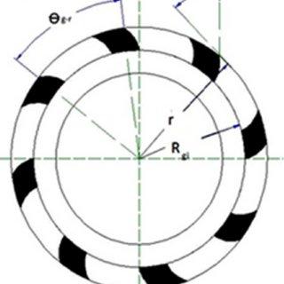 Different flow profiles across drain pot (after Jung 1995