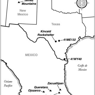 (PDF) Geochemical Evidence for a Mexican Source of Origin
