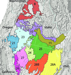 major land resource areas mlras located in the great basin and download scientific diagram [ 795 x 1055 Pixel ]