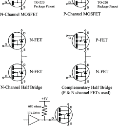 16 there are two types of power mosfets n top left and [ 850 x 1093 Pixel ]
