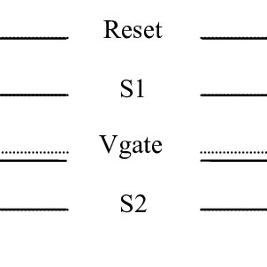 Schematic diagram of an a-Si 2D imaging array. Horizontal