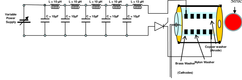 Figure 1 A Ladder Wiring Diagram
