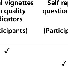 (PDF) Evaluation of the theory-based Quality Improvement
