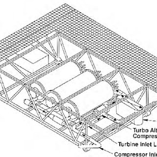 Cutaway of the Multi-Mission Radioisotope Thermoelectric