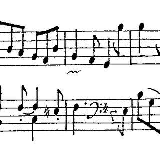 Figur 17. Louis Couperin: Prélude ur Pièces de Clavecin