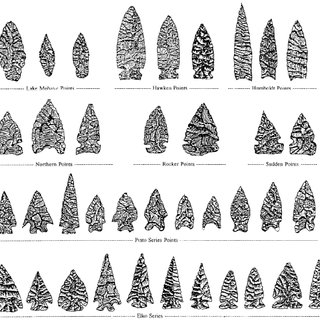 4. Middle Archaic projectile point types found in the