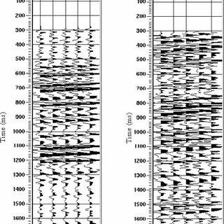 (PDF) Analyzing three-component 3D vertical seismic