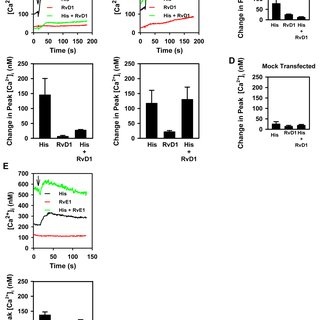 RvD1 uses the GPR32 receptor to block histamine activation