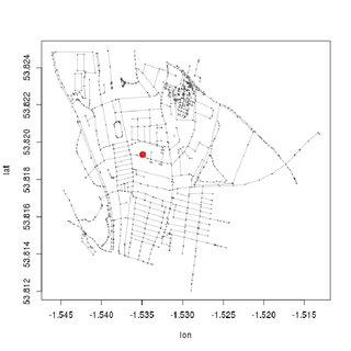 (PDF) Harnessing open street map data with R and QGIS