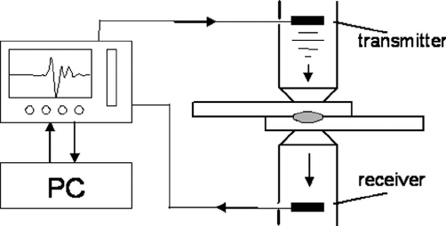 Schematic diagram of the experimental spot weld