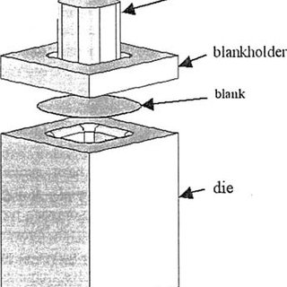 (PDF) The design of blank's initial shape in the near net
