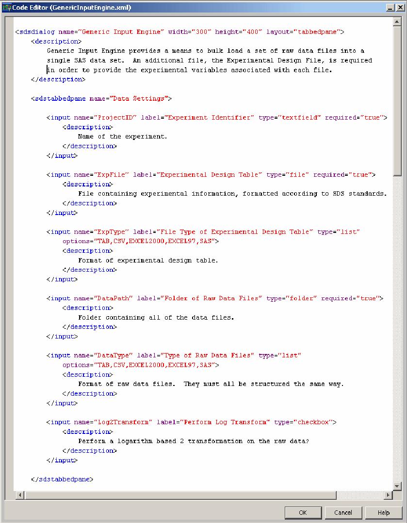 medium resolution of xml for generic input engine