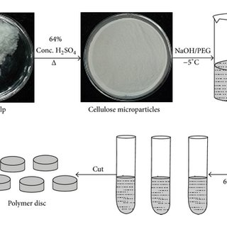 (PDF) New Semi-IPN Hydrogels Based on Cellulose for