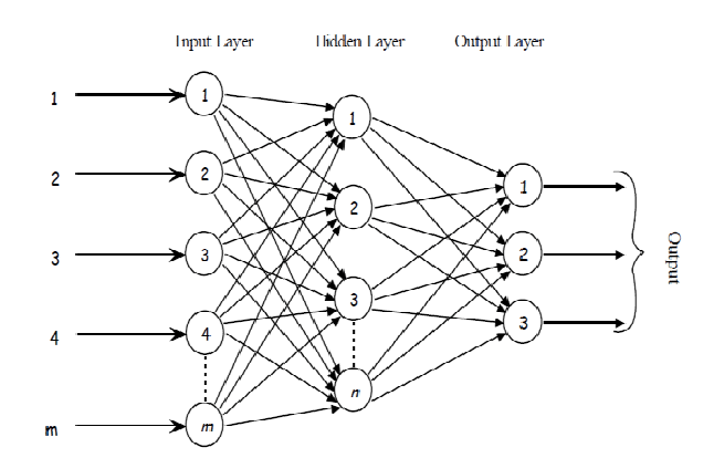 Feed-Forward Network The basic neural network consists of