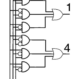 The representation of the CN for parallel unary constraint