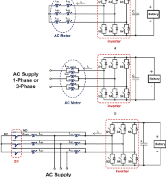 non isolated integrated motor drive and battery charger based on the circuit diagram 3 phase battery charger circuit diagram 3 phase battery charger [ 850 x 1023 Pixel ]