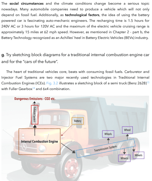 small resolution of 2 the sketching block diagram for the traditional car