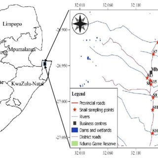 (PDF) Modelling the spatial and seasonal distribution of