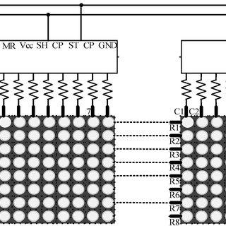 (PDF) Bengali character based digital clock using 8X8 dot