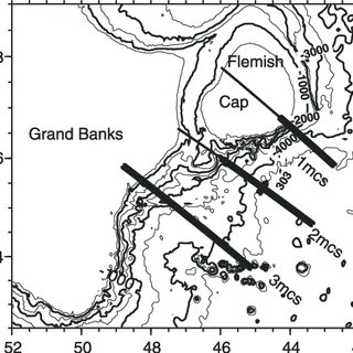 (PDF) Thermohaline Fine Structure in an Oceanographic
