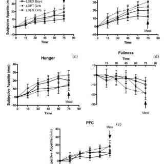 Effect of long-duration exercise at the VeT on subjective