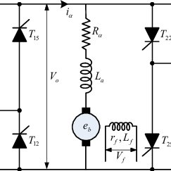 (PDF) AC-DC & DC-DC Converters for DC Motor Drives Review