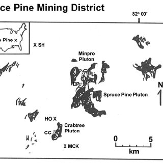 (PDF) Mineralogy and petrogenesis of pegmatites in the