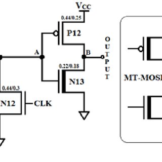 (PDF) Design of 4-Bit Manchester Carry Look-Ahead Adder