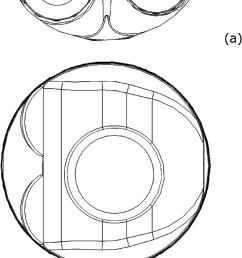 test engine cylinder head and piston [ 850 x 2109 Pixel ]