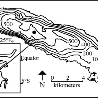 A conceptual model for Fe cycling in Lake Matano. (A